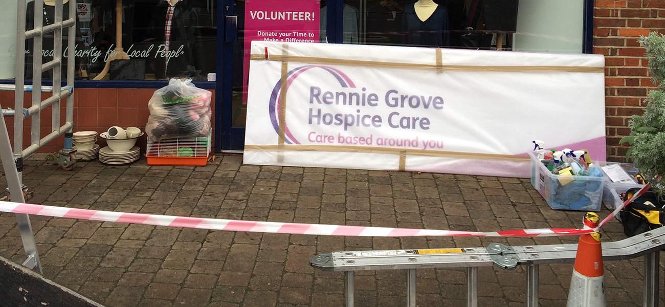 Rennie-signage