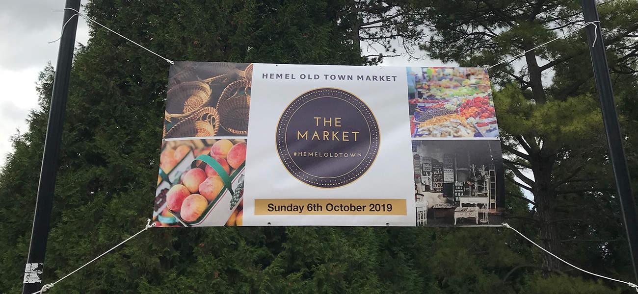 hemel market